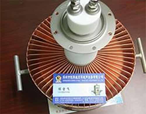 高周波机电子管